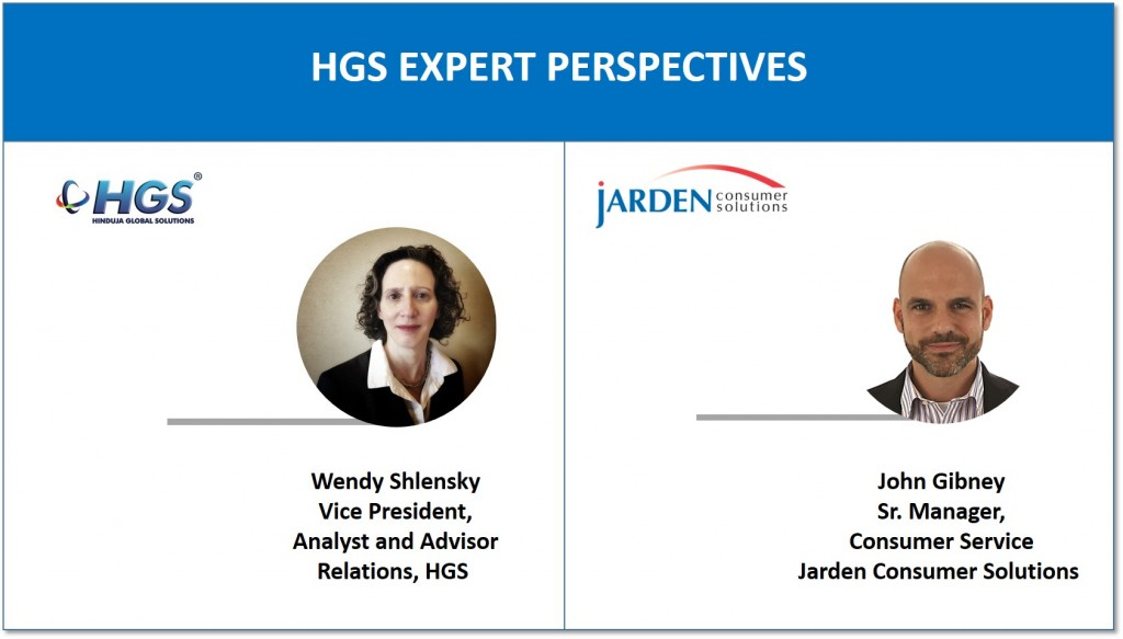 HGS EXPERT PERSPECTIVES