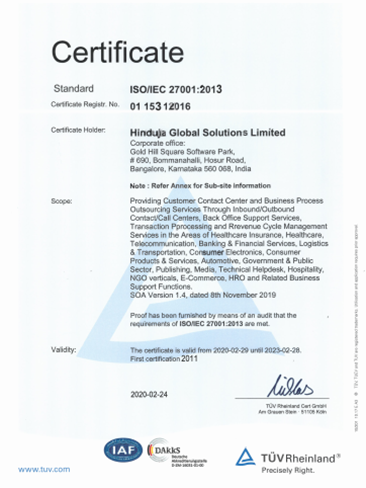 Photo of image ISO/IEC 27001:2013