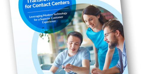 Digital Transformation for Contact Centers