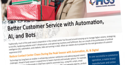Better Customer Service with Automation, AI, and Bots