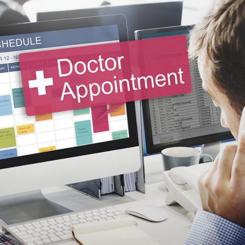 Driving Increased Efficiency in Appointment Booking, Healthcare Queries
